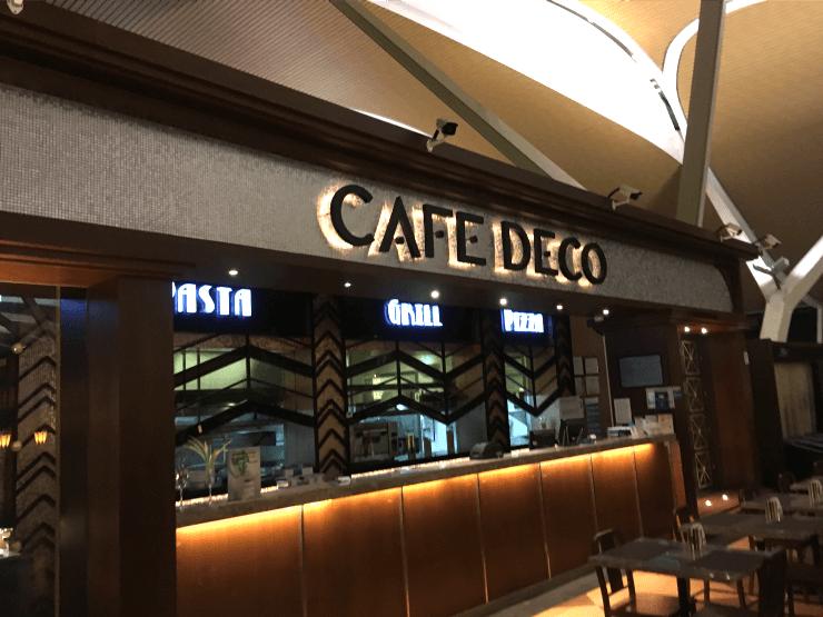 上海の浦東空港のターミナル2にあるプライオリティラウンジに行ってきました1
