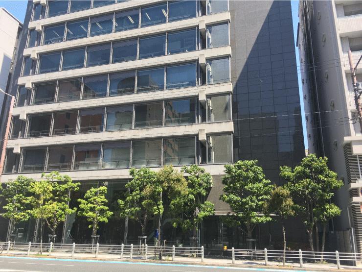 atus(えーたす)の会場のa-works株式会社の外観