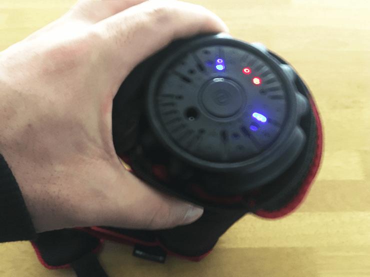 ドクターエアの3Dマッサージの充電