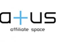 atus(ええたす)のロゴ