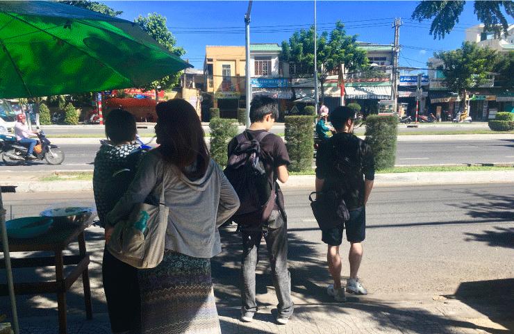 ベトナムIT留学のWEEKLY IT CAMPの通学