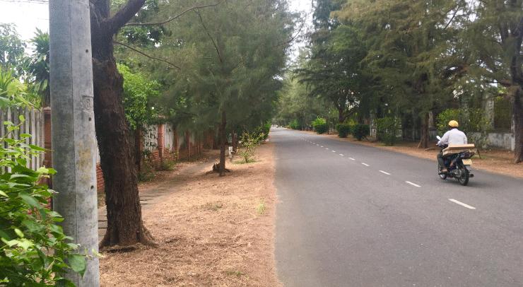 ベトナムIT留学のWEEKLY IT CAMPへの通学路