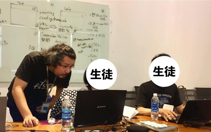 ベトナムIT留学のWEEKLY IT CAMPの授業は講師がコードをチェックしてくれる