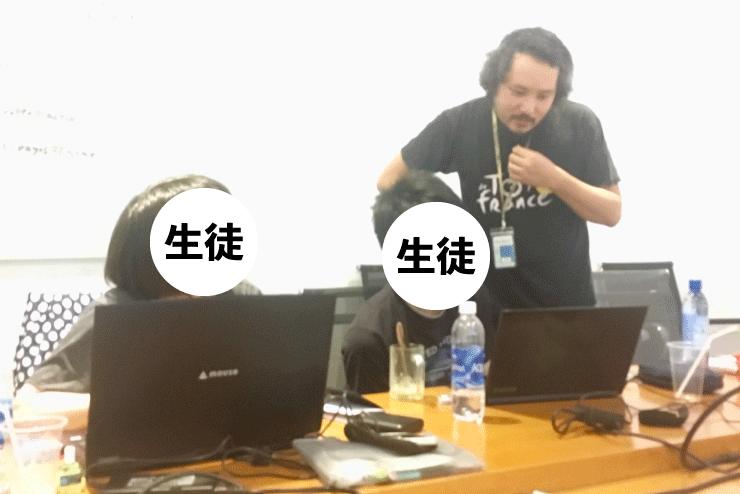 ベトナムIT留学のWEEKLY IT CAMPの授業は講師がわかりやすく丁寧