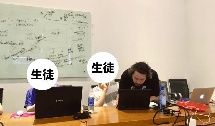 ベトナムIT留学のWEEKLY IT CAMPのプログラミングコースは講師が丁寧