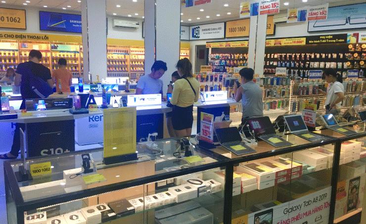 ベトナム、ダナンでSIMカード購入できるお店の中